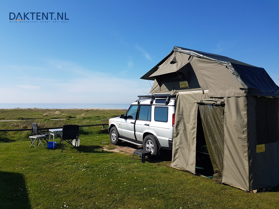 Discovery daktent T-Top