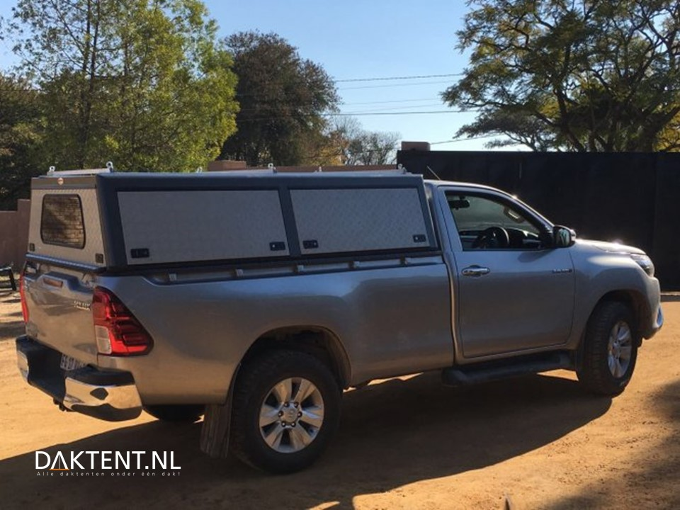 Bushtech canopy Hilux single cab